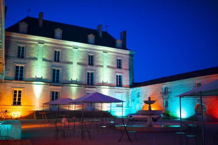 Le château de la Bône – Granzay